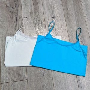 """TWO """"THE LIMITED"""" CAMISOLE/TANK TOPS"""
